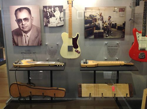 Лео Фендер и Fender