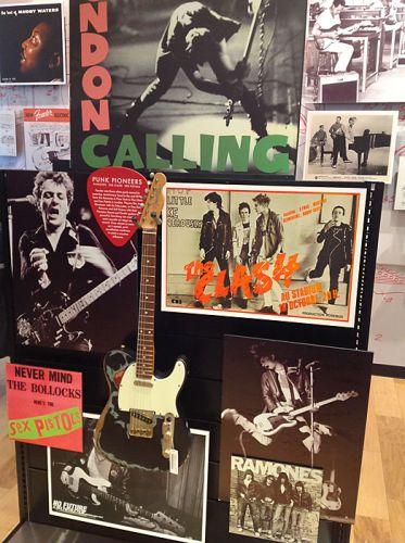 Fender известных гитаристов
