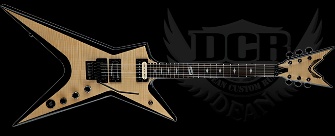 гитара Dean custom