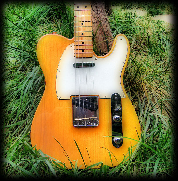 Fender Telecaster body