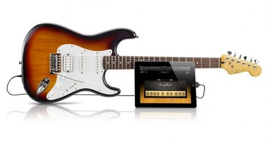 Fender  Squier Stratocaster совместимая с Apple iOS