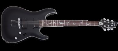 новая линейка гитар Schecter