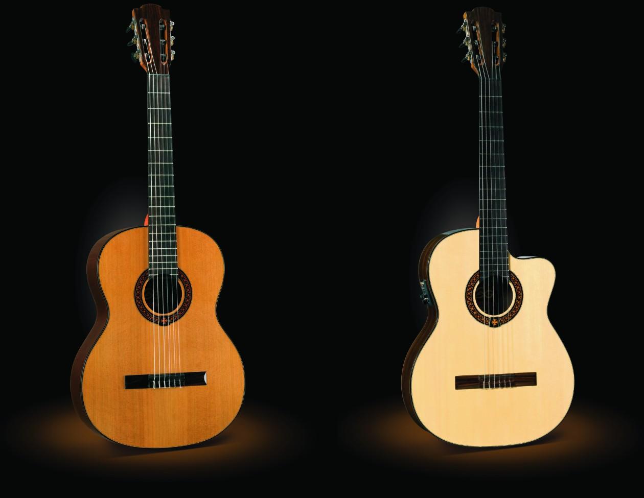 гитары LAG