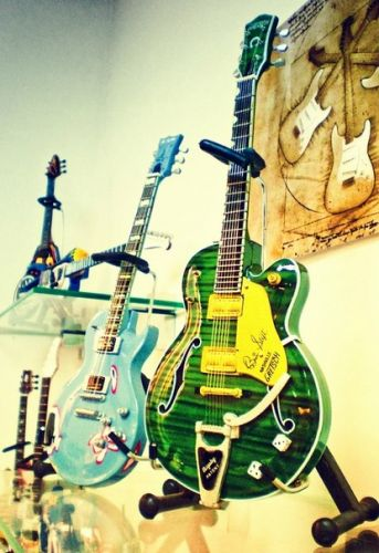 Гитара в хард роке
